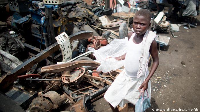 Ghana | Müllhalde in Accra