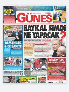 Türkei Günes wirft der DW Terror-Propaganda vor