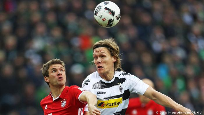 Deutschland Borussia Mönchengladbach v Bayern Muenchen - Bundesliga
