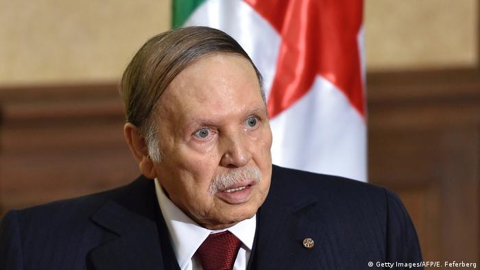 تهافت على الترشح للرئاسة في الجزائر وبوتفليقة صامت