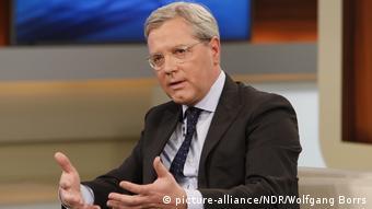 Ν. Ρέτγκεν: Το άνοιγμα των συνόρων είναι μια «κραυγή βοήθειας»