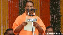 Indien Amtseid Yogi Adityanath, Staat Pradesh