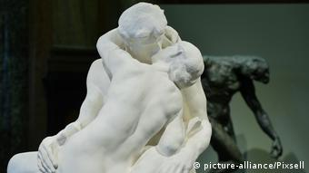 Auguste Rodin, The Kiss (picture-alliance/Pixsell)