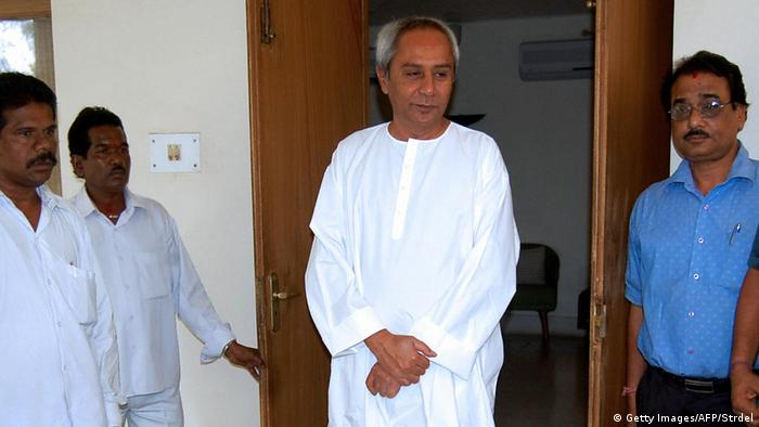 Naveen Patnaik Indien (Getty Images/AFP/Strdel)