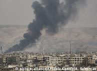 Бойові дії поблизу сирійської столиці Дамаску припинилися - сирійські військові