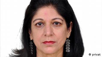 Pakistan Saba Gul Khattak Politikwissenschaftlerin