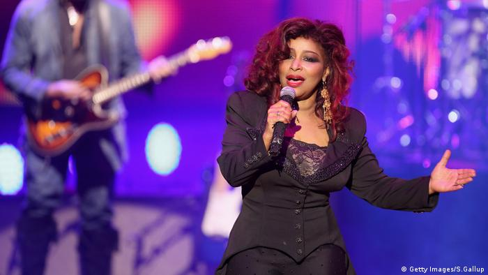 Chaka Khan (Getty Images/S.Gallup)