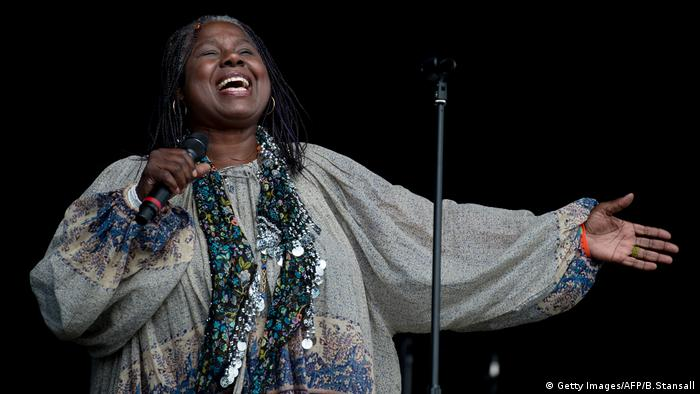 Randy Crawford (Getty Images/AFP/B.Stansall)