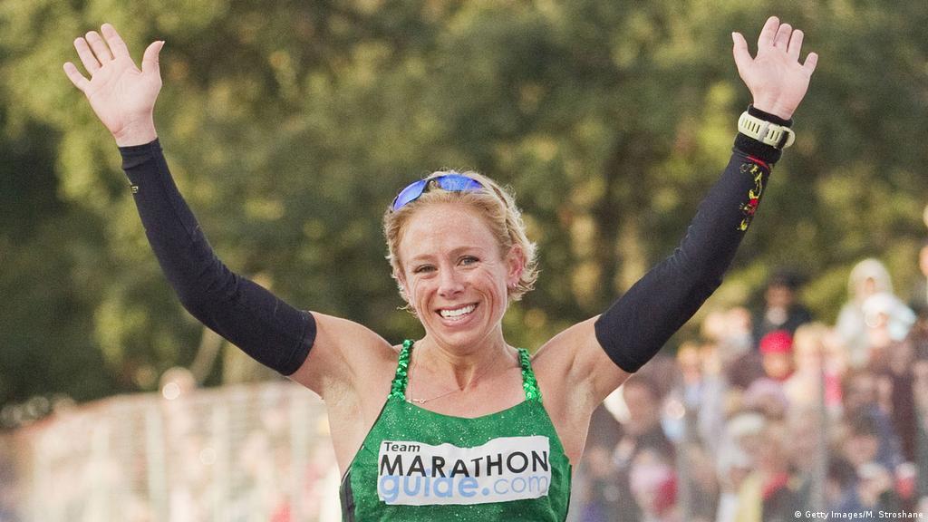 Leah Thorvilson′s virtual journey from marathon runner to pro