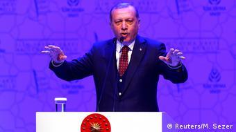 Türkei Tayyip Erdogan in Istanbul