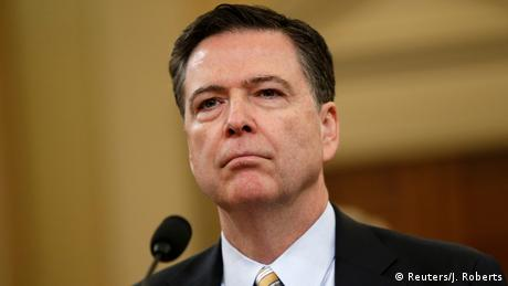 USA James Comey FBI Director Anhörung in Washington (Reuters/J. Roberts)