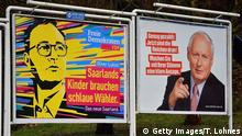 Wahlkampf Saarland 2017 (Getty Images/T. Lohnes)