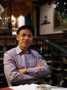 Dany Hok, Koch und Betreiber des Angkor Wat (Foto: Lena Ganssmann)