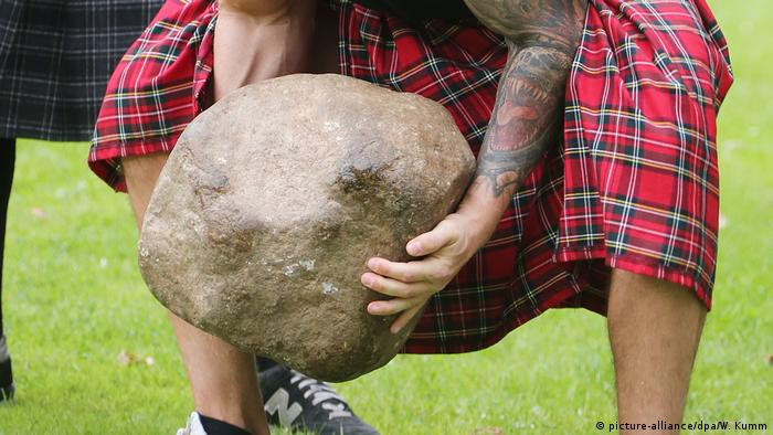 Berliner Highland Games (picture-alliance/dpa/W. Kumm)