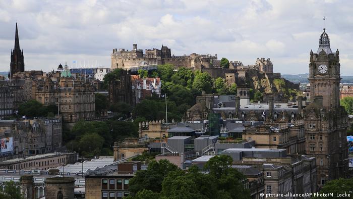 Schottland Edinburgh (picture-alliance/AP Photo/M. Locke)
