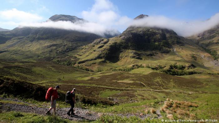 Найдовша ділянка марштуру проходить крізь зелене серце Шотландії - Хайленд
