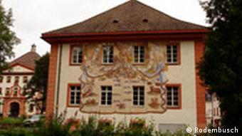 Kloster in Sankt Blasien