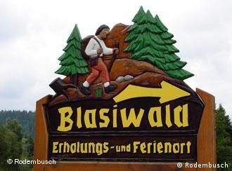 Sankt Blasien é destino certo de quem gosta de conciliar montanha e natureza