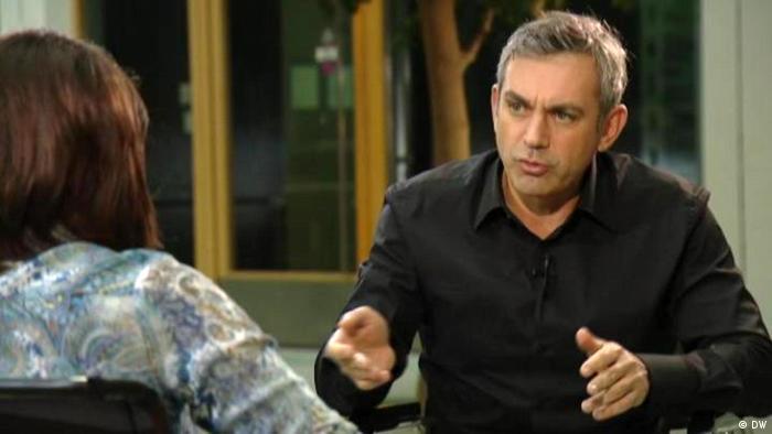 Владимир Каминер в интервью DW