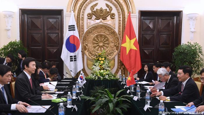 合纵还是联横?越南寻求韩国支持