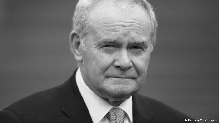 Nordirland Martin McGuinness Politiker (Reuters/C. Kilcoyne)