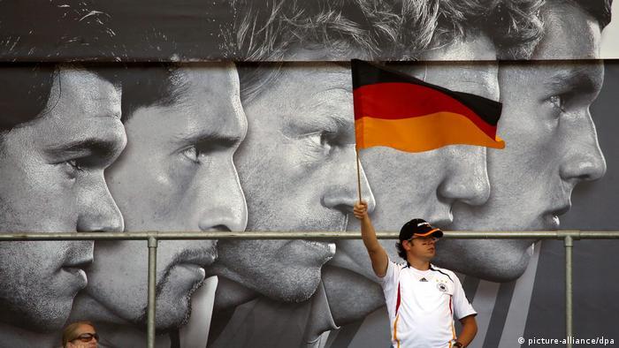 Fußballspieler Bastian Schweinsteiger (picture-alliance/dpa)