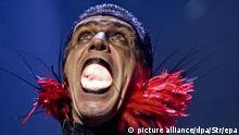 Rammstein Sänger Til Lindemann