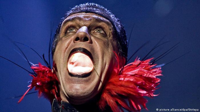 Rammstein Sänger Til Lindemann (picture alliance/dpa/Str/epa)