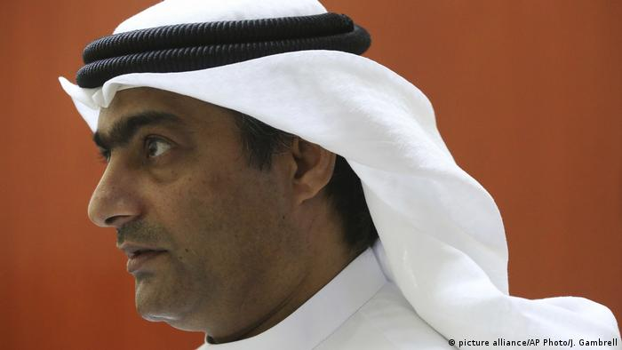 Ajman, Menschenrechtsaktivist Ahmed Mansoor (picture alliance/AP Photo/J. Gambrell)