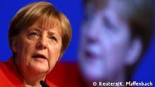 Deutschland CDU Bundesparteitag in Essen Rede Merkel