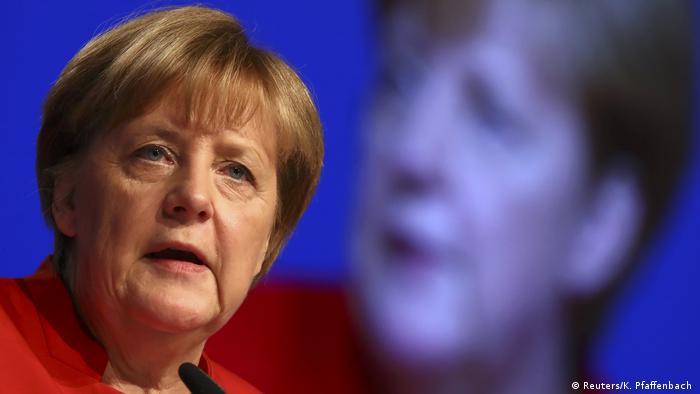 Chanceler Angela Merkel