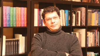 Türkischer Politikwissenschaftler in Straßburg Samim Akgönül (Privat)
