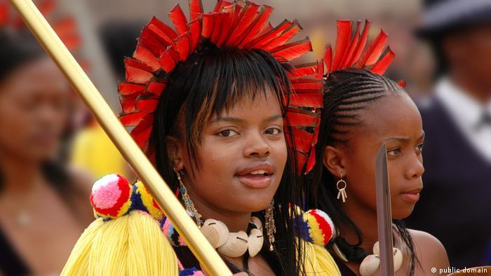 Prinzessin Sikhanyiso Dlamini Swasiland (public domain)
