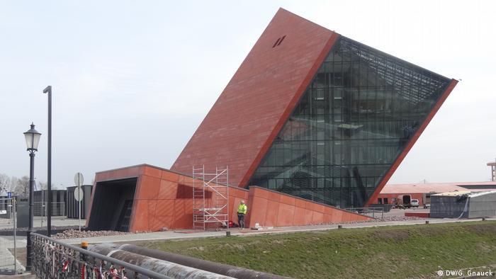 Weltkriegsmuseum in Danzig