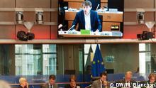 Brüssel Hearing über Beziehungen EU-Lateinamerika
