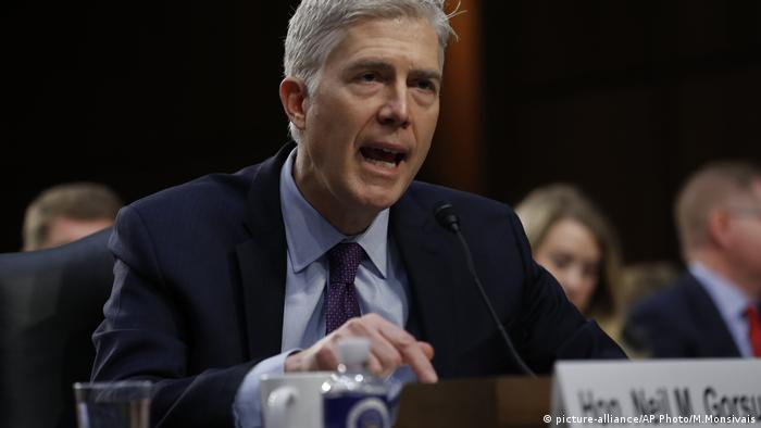Neil Gorsuch (picture-alliance/AP Photo/M.Monsivais)