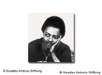 O angolano, Amadeu António, foi assassinado por neonazis em Eberswalde, em 1990