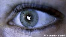 Twitter Logo Symbolbild
