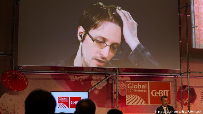Edward Snowden, el exanalista que reveló la vigilancia masiva de Estados Unidos, pidió que se investigue la presunta influencia rusa en las elecciones de su país y que se depuren responsabilidades. 21.03.2017