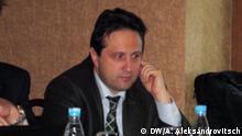 Ricardo Giucci auf der Wirtschaftskonferenz in Minsk