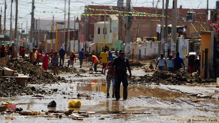 Peru Überschwemmungen (Reuters/G. Pardo)