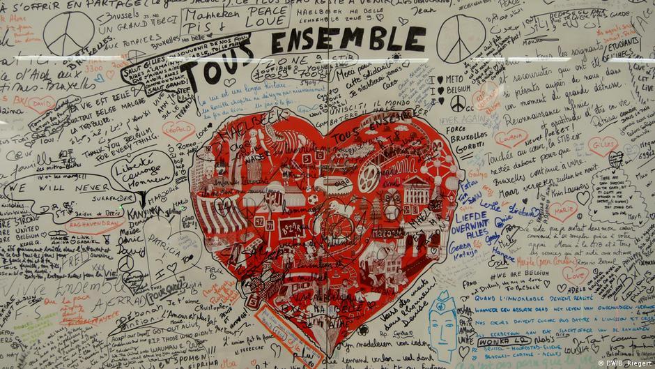Брисел се сеќава на жртвите на теророт од 2016 та