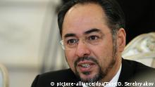 Moskau Salahuddin Rabbani Außenminister Afghanistan