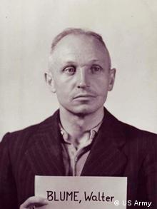Ο Βάλτερ Μπλούμε είχε καταδικαστεί σε θάνατο το 1948