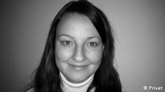 Зильке Грунвальд, одна из журналистов, занимавшихся расследованием случаев отмывания денег из России