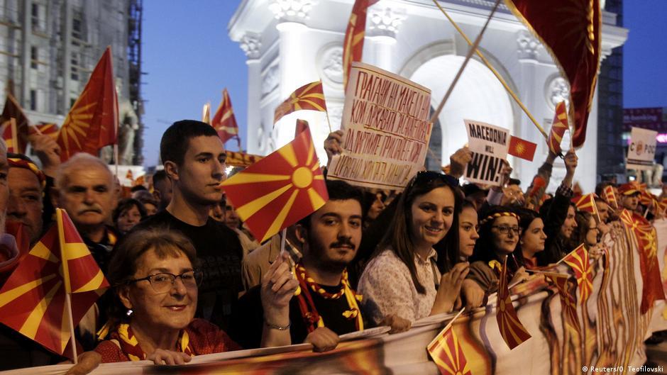 Македонија е во државна и уставна криза од највисок ранг