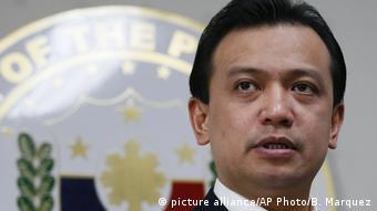 Antonio Trillanes - philippinisch Senator