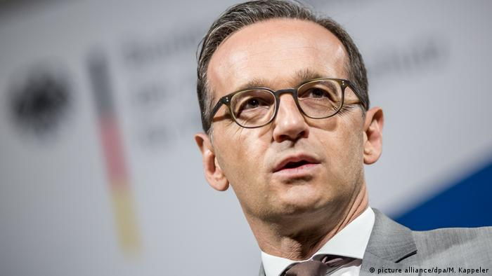 Photo of Heiko Maas (picture alliance/dpa/M. Kappeler)