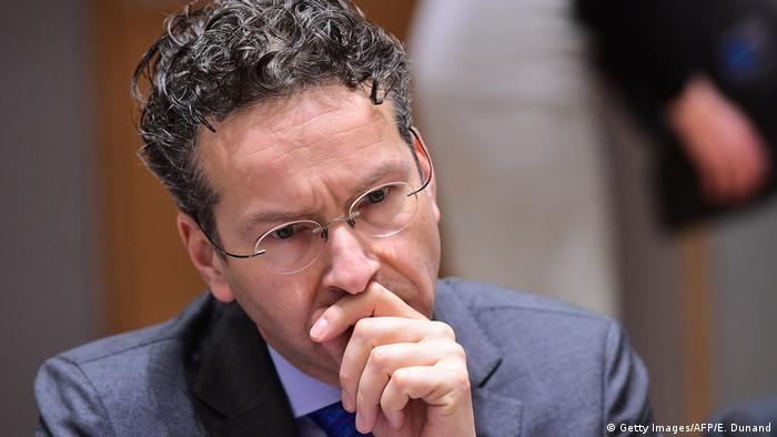 Jeroen Dijsselbloem Eurogroup Chef (Getty Images/AFP/E. Dunand)