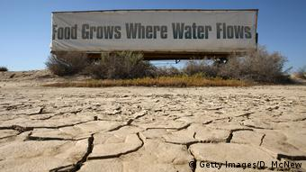 Καλιφόρνια ξηρασία